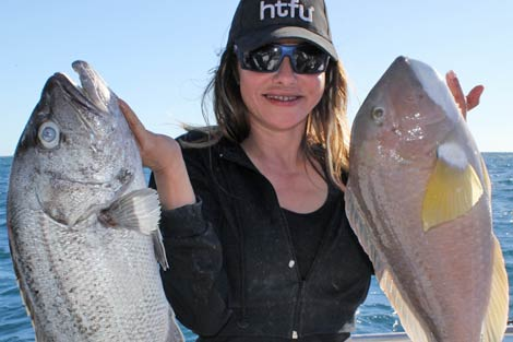 Day fishing trips just south of Perth portbouvardcharters