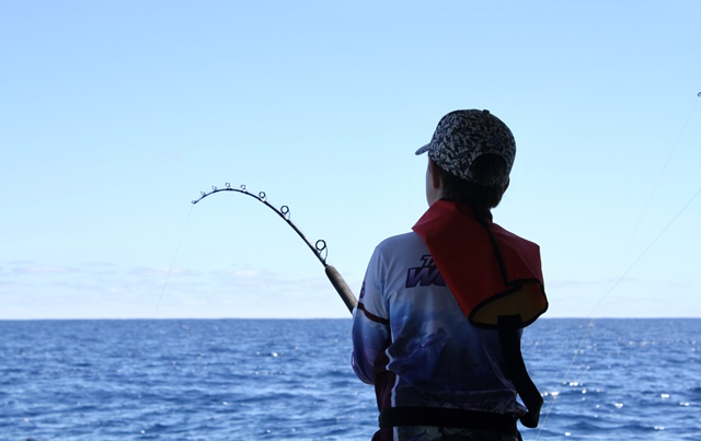Full day deep sea fishing charter $200AUD